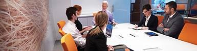 Fiber to the Desktop, Enterprise Level Business