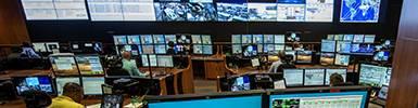 Fiber to the Desktop, Mission Control Centers