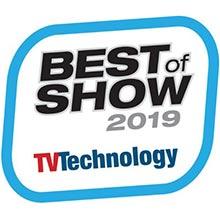 NAB 2019 Best of show Award