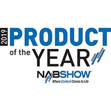 NAB 2019 Product of the Year Award