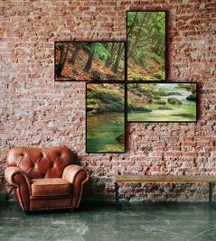 Digital Signage Video Wall - ZigZag