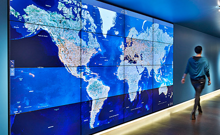 IP Based Video Walls