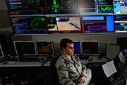 defense control rooms, control rooms