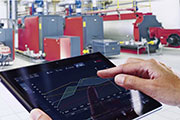 Industrial Control rooms, Remote sharing