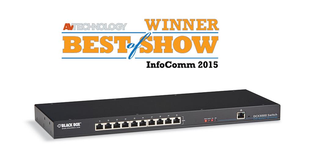 InfoComm-2015-DCX3000-AV-Technology-Best-Of-Show-Winner-copy