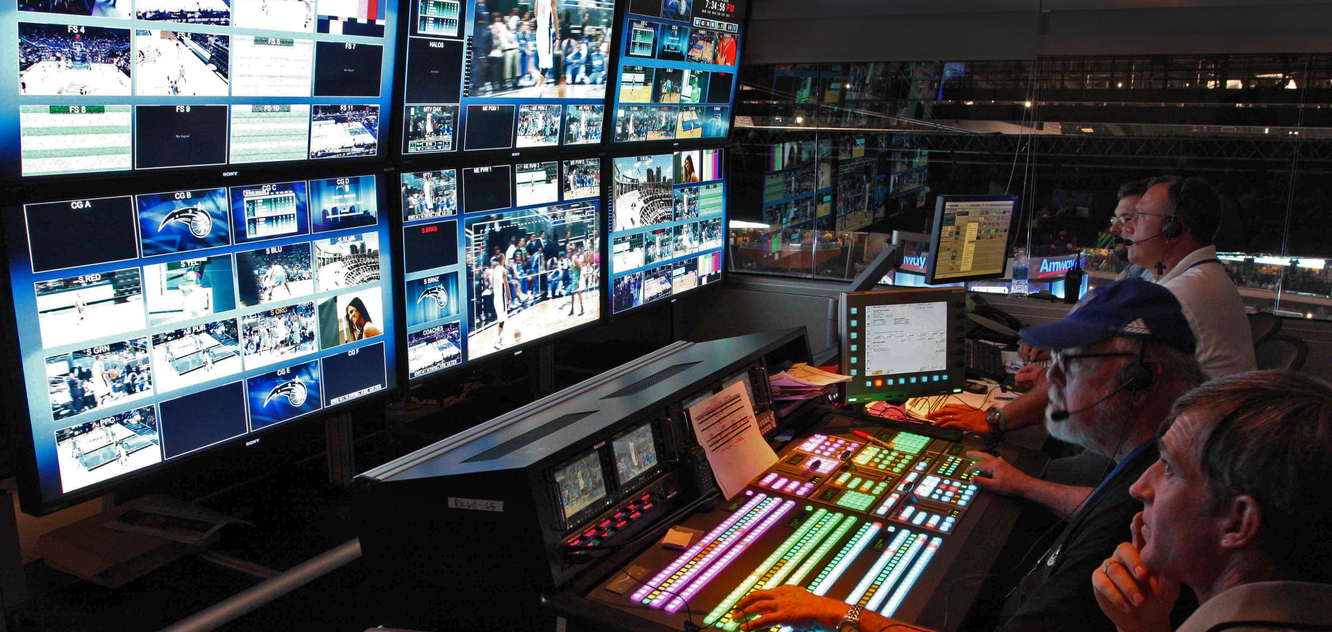 Broadcast KVM