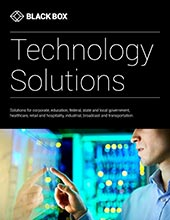 Tech Solutions Brochure Thumbnail