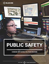 Public Safety Control Room Solutions Brochure