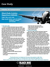 Miami-Dade Aviation Division Video Wall Case Study