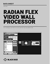 Radian Flex Datasheet