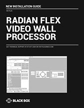 Radian Flex Installation Guide