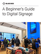 A Beginners Guide to Digital Signage