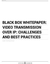 AV-Over-IP Whitepaper