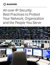 AV Over IP Security White Paper