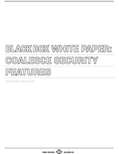 Coalesce - Security Features White Paper Thumbnail
