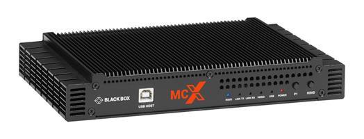 BlackBox-MCX
