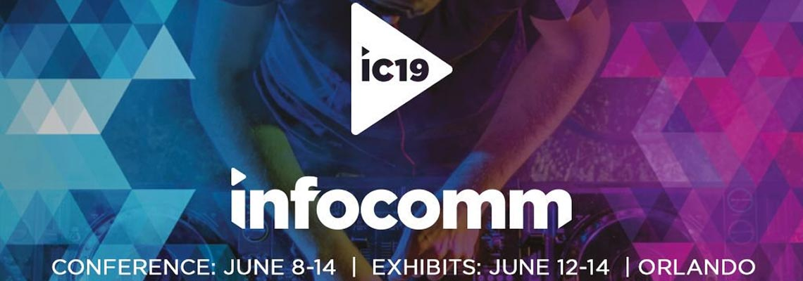 InfoComm LP Header