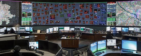 Control Room Overview