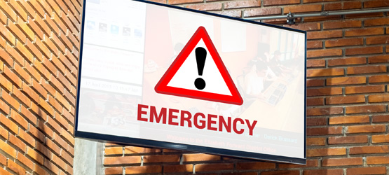 Emergency Notification image