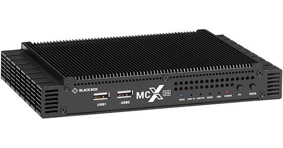 MCX S9 Decoder