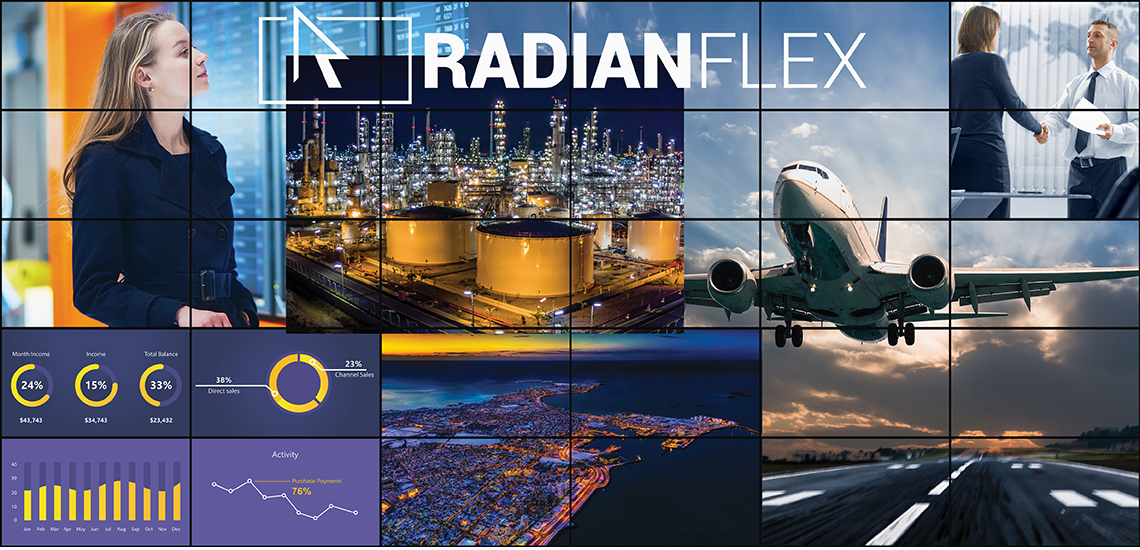 Radian Flex Header