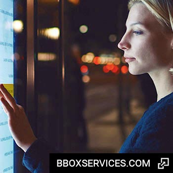 Black Box Services Website