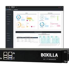 Boxilla Box & Software