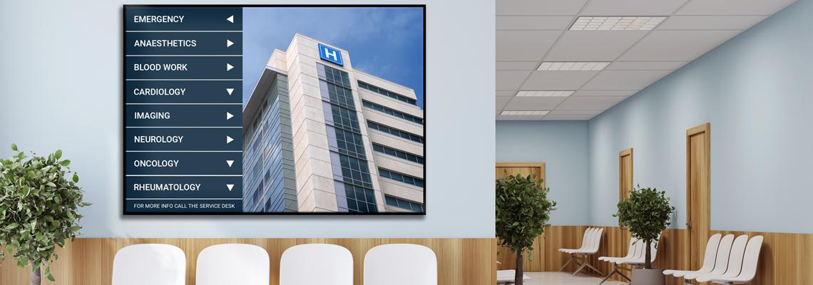 Hospital HDR