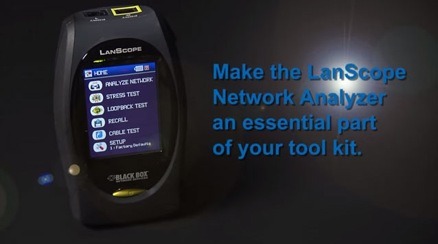 lanScopeProNetworkAnalyzer