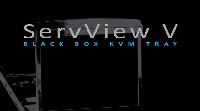 servViewV-KVMTray